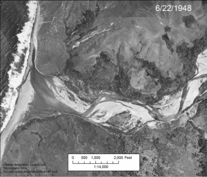 Mattole_Estuary_aerialphoto_1948
